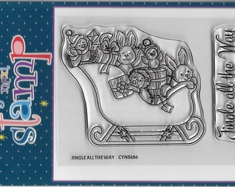 Your Next Stamp -- Jingle All The Way -- NEW -- (#3117)