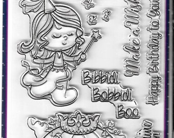 Your Next Stamp --   Darling Fairy Godmother      -- NEW -- (#4145)