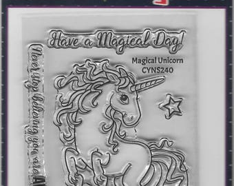 Your Next Stamp -- Magical Unicorn -- NEW -- (#2577)