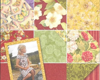 K&C  ~~ SW Meadow Designer Mat Pad  --  Double sided ~~ NEW (#3062)
