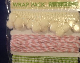 October Afternoon   -- Cakewalk Wrap Pack --   Custom trims set  --  3 piece  Set      --  NEW   --   (#848)