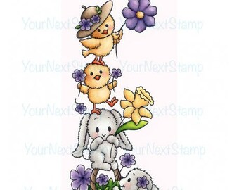Your Next Stamp -- A Cute Stack -- NEW  -- (#2683)