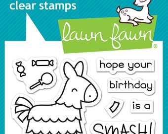 Lawn Fawn --   Year Seven  -- NEW -- (#4189)