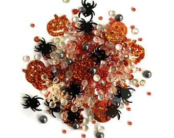 Buttons Galore -- Sparkletz  --  CREEPY  -- NEW  (#3697)