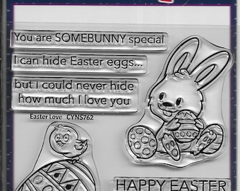 Your Next Stamp -- Easter Love -- NEW  -- (#4116)