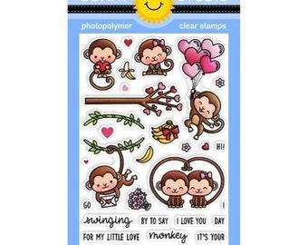 Sunny Studios -- Love Monkey  -- NEW  -- (#3154)