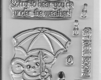 Gerda Steiner Designs -- Under The Weather -- NEW -- (#3195)