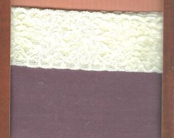 Laliberi  --  Fabric Strips  -- NEW  --  4 pieces  --  DIY Designs  -- Light Assorted  -- (#861)