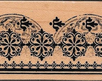 Border Stamp  --  NEW  -- Inkadinkado Brand --  (#2794)