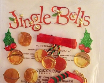 Jolee's Boutique -- Jingle Bells -- NEW --  (#1875)