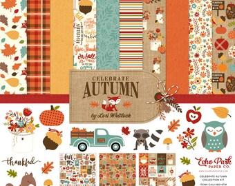 12 x 12 Collection Kit  ~    Celebrate Autumn  ~    NEW  (#4024)