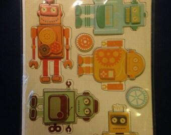KaiserCraft --  Technologic  --  NEW --  3D Printed Chipboard  --   (#947)