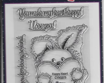 Your Next Stamp -- Happy Heart -- NEW -- (#2677)