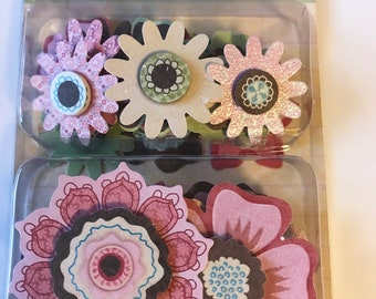 K & C -- KP Blossom Layered Accents -- NEW -- (#3011)  flowers