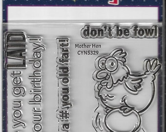 Your Next Stamp --  Mother Hen  -- NEW -- (#3668)