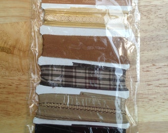 Deja Views   --  Timeless Collections  --     6 piece Ribbon Set      --  NEW   --   (#580)