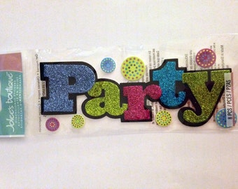 Jolee's Boutique Brand  -- Party Title   --   NEW  --   (#1824)