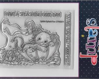 Your Next Stamp -- Splish Splash Fun -- NEW  -- (#2388)