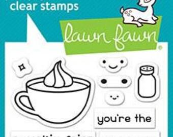 Lawn Fawn --   Pumpkin Spice  -- NEW -- (#4186)