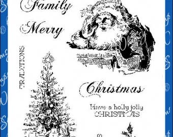 Whimsy Stamps -- Christmas Memories -- NEW -- (#2632)