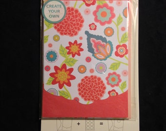 Jolee's  --  Cards and Envelopes  --   6 cards/envelopes --   NEW  (#1479)