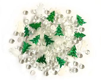 Buttons Galore -- Sparkletz  --  WINTER WONDER  -- NEW  (#3695)