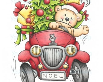 Your Next Stamp -- Christmas Delivery -- NEW  -- (#2597)