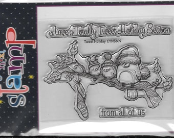 Your Next Stamp -- Tweet Holiday  -- NEW -- (#2840)