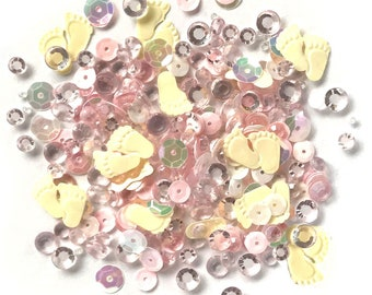 Buttons Galore -- Sparkletz  --  DADDY'S Little GIRL  -- NEW  (#3704)