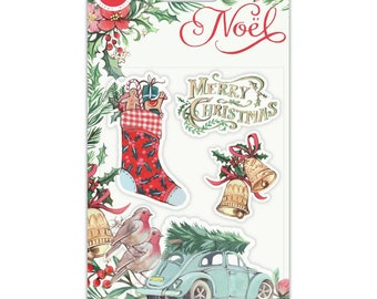 Craft Consortium -- Noel Collection -  Festivity -- NEW  -- (#3978)