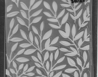 Darice Embossing Folder  --  New  -- Vine Background --  (#3098)