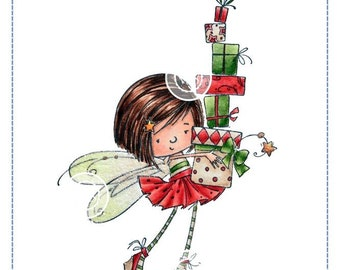 Whimsy Stamps --  Fairy Gifts for You  -- NEW  -- (#2723)