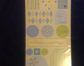 Card Stock Add On's  --  Heidi Grace Designs  --  NEW --   (#906)