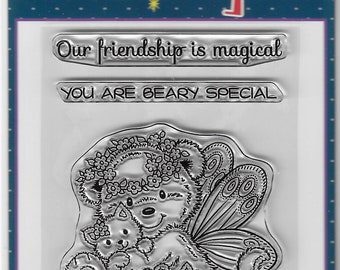 Your Next Stamp -- Fairy Bear -- NEW -- (#3114)