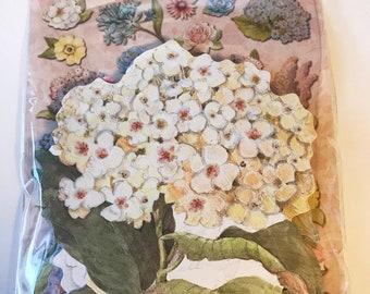 K & C -- SW Floral Die Cut Cardstock -- NEW -- (# 3022)  Flowers