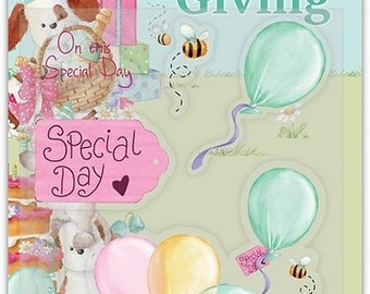 Craft Consortium --  Special Day  -- NEW  -- (#4046)