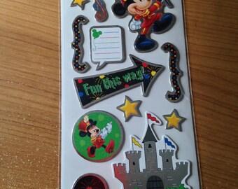 Sandylion - Mickey Mouse Club -- NEW --  Disney Chipboard  -- (#1762)