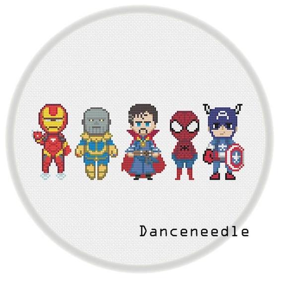 Spiderman Marvel Super-héros émail PENDENTIFS-Bijoux Making Supplies-Batman