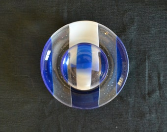 Fused Glass Dipping Bowl Set