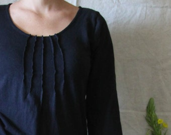 Heirloom Top- Organic Cotton and Hemp Jersey