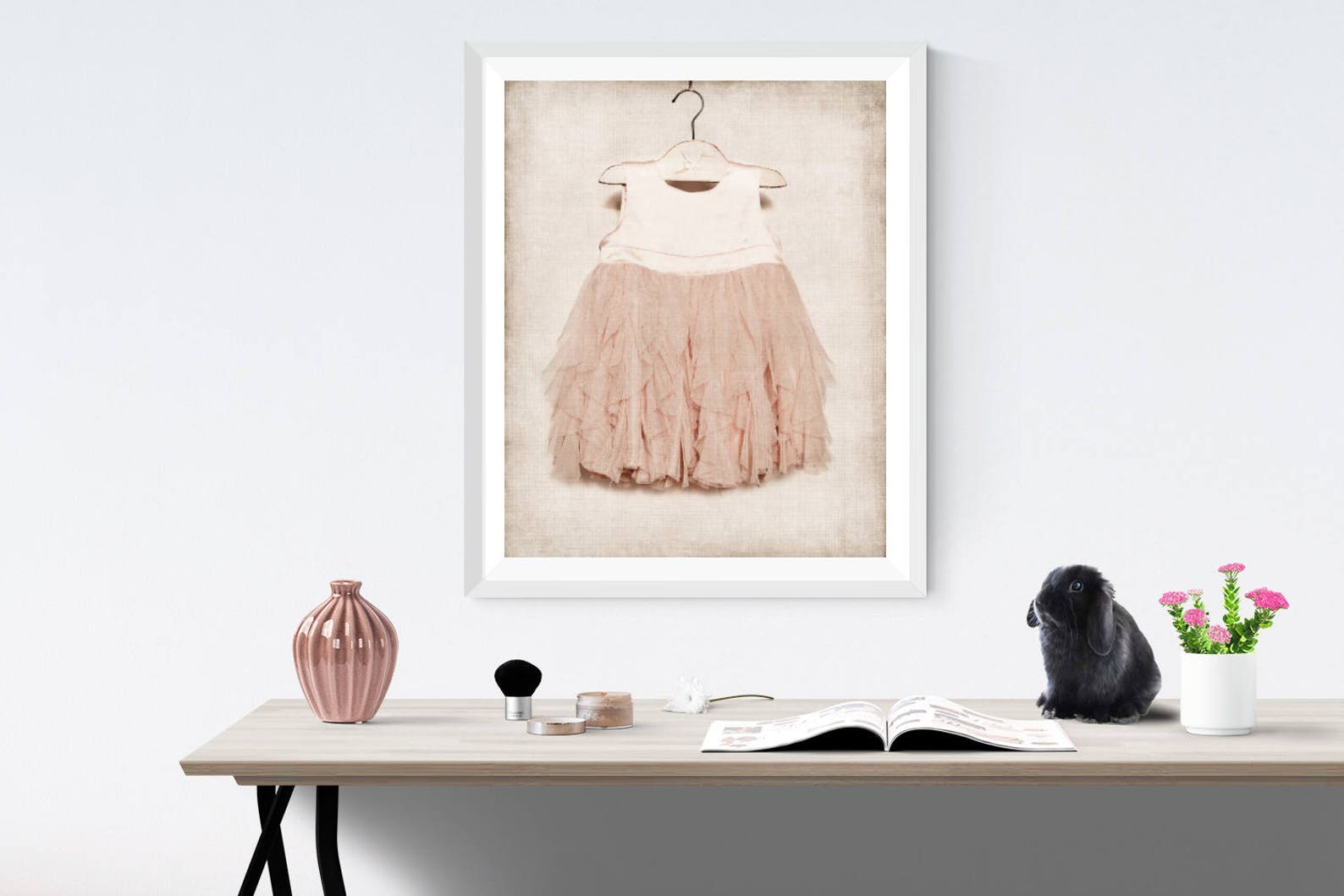 set of six ballet inspired photographic art prints, girls wall art, girls ballet decor, girls nursery art