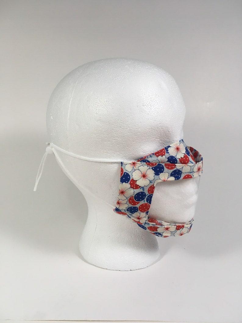 Lip reading mask image 5