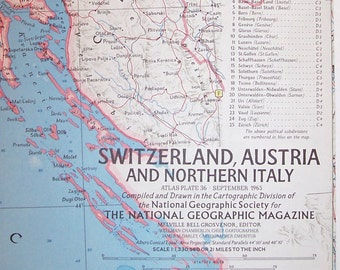 Switzerland austria   Etsy