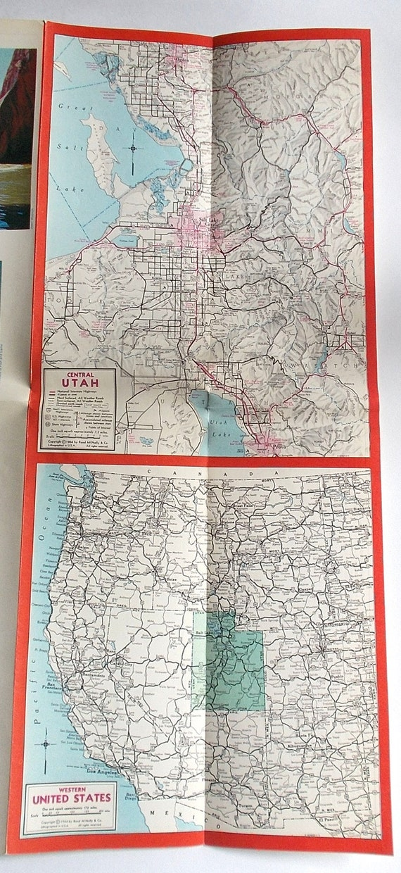 Vintage 1964 Road / Highway Map-STATE of UTAH-Color Photos-State Highway on united states map with bodies of water, u.s. route 36, united states maps usa, international e-road network, u.s. route 33, united states map black background, diversity united states map, driving distances united states map, www.united states map, us interstate highway system, united states map with cities, pan-american highway, national highway system, united states and canada physical map, united states features map, california state route 1, u.s. route 80, united states gold rush map, us route 101, united states map zoom in, united states canals, u.s. route 35, united states map cartoon, united states mileage map, large blank united states map, united states map large wall, united states route map, united states map interstate 10, us interstate 5, united states atlas, 50 states and capitals map,