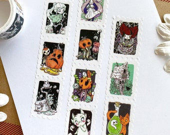 Cute Spooks washi tape
