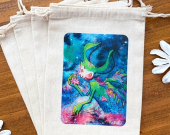 Sweet Demon - draw string bag