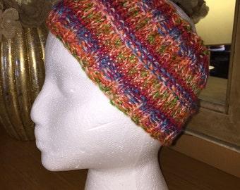 Bright, colorful headband