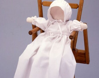 Amish Baby - Pillowcase Doll easy to sew pattern from Carolee Creations SewSweet Dolls