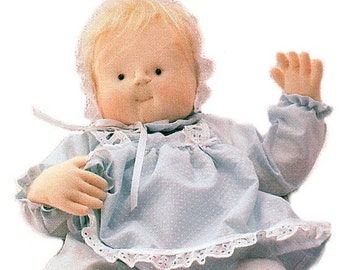 """Twinkle 20"""" life-like baby doll from Carolee Creations, SewSweet Dolls"""