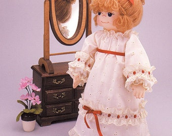 May - Easy to sew doll pattern from Carolee Creations SewSweet Dolls